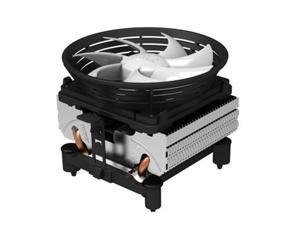 1 Heat Copper Pipe Heatsink CPU Cooler 10cm Fan for Intel LGA775/1156/1155 AMD 754/939/AM2/AM3
