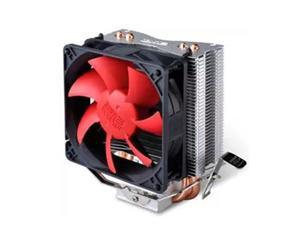 95W Silent HDT 2 Heat pipes CPU Heatsink Cooler Fan for Intel LGA1155/1156 AMD AM2