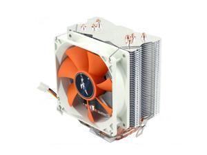 130W 3 Pin4 Heat Copper Pipes 12V CPU Cooler Cooling  Heatsinks Fan
