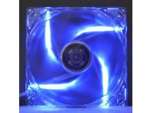 120mm Blue LED Ultra Silent PC Case Cooling Fan Exhaust CPU Fan Cooler