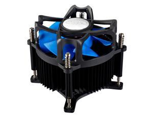 3Pin PC CPU Cooler Heatsink Ultra Silent Fan for Intel LGA775