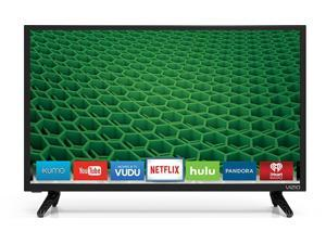 Vizio D24-D1 24-inch LED Smart TV - 1920 x 1080 - 60 Hz - DTS Studio Surround - Wi-Fi - HDMI