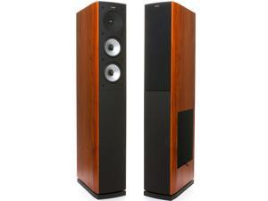 Jamo by Klipsch S 626 Floor Standing 3 Way Speaker - Dark Apple (Pair)