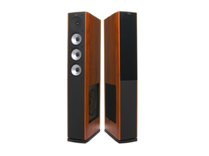 Jamo by Klipsch S 628 Floor Standing 3 Way Speaker - Dark Apple