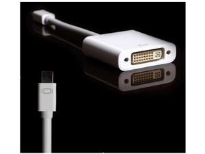 Mini Displayport Display Port DP to DVI Adapter Cable For Apple MacBook Pro