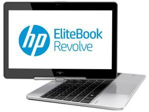 "HP EliteBook Revolve 810 G1 EOA22US#ABA 11.6"" Tablet PC - Wi-Fi - Intel Core i7 i7-3687U 2.10 GHz-8GB Memory-256GB SSD -Backlit ..."
