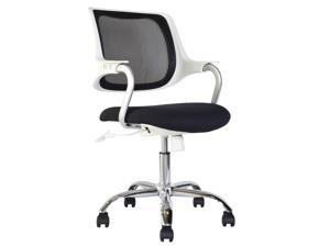 Laura Davidson Trendsetter Mesh Office Chair (Black)