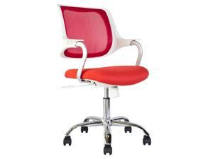 Laura Davidson Trendsetter Mesh Office Chair (Red)