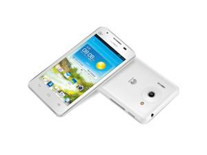 White Original Huawei G510 (U/T8951) 4.5'' IPS Screen Smart Phone Android OS 4.0  Unlocked Cell Phones