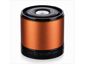 Free Shipping HANNSONIC T13 Metal enclosure Mini speaker Wireless Bluetooth 4.0 HIFI speakers with Strong bass Support TF ...