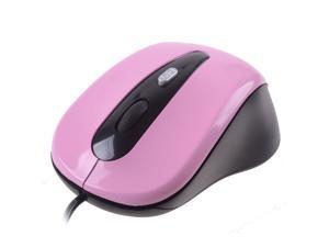 Optical USB Mouse Black 3 Buttons 1 x Wheel USB Wired Optical 800 dpi Mouses For Desktop Laptop