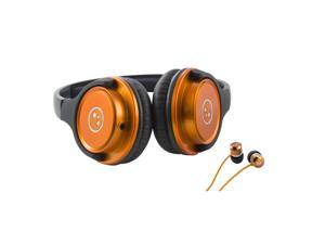 Musicians' Choice® SH180ORM Stereo headphones and In-Earphone SI170OR
