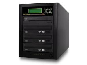 Copystars 1-3 SATA Burner Sata 24x CD DVD Duplicator copier Duplication Tower