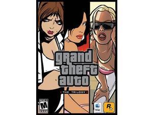 Grand Theft Auto Trilogy Mac w/GTA3/ViceCity & SanAndreas