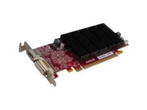 Visiontek Radeon 7350 SFF 1GB DDR3 3M DMS59 (2 x DVI-I, DP) w/ 2 x DVI-I to VGA Adapter