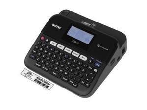 Brother P-Touch PT-D450 Versatile, PC-Connectable Label Maker, Black