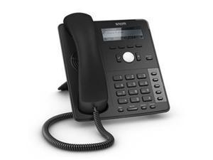 SNOM D715 IP phone Black