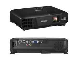 Epson PowerLite 1264 LCD Projector - HDTV - 16:10