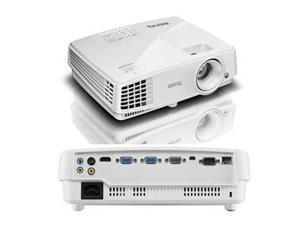 BenQ MW571 WXGA 1280 x 800, 3200 ANSI Lumens, 1.3X Zoom ratio, HDMI and Dual VGA inputs, SmartEco™ lamp technology for up to 10,000 hours lamp life, 10W Audio, LAN control, DLP Data Projector