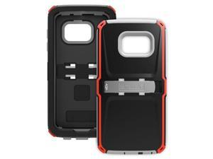 Trident Kraken A.M.S Black/Red/Grey Solid Case for Samsung Galaxy S7 KN-SSGSS7-BKRG0