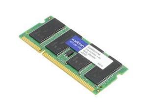 AddOn EM995UT-AAK 2 GB (1 x 2 GB) - DDR2 SDRAM - 667 MHz - 1.80 V - Non-ECC - Unbuffered - 200-pin - SoDIMM