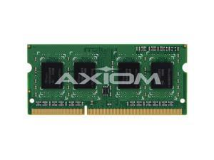 Axiom 4GB DDR3 1600 (PC3 12800) Unbuffered Dual Rank Memory Model A6994452-AX