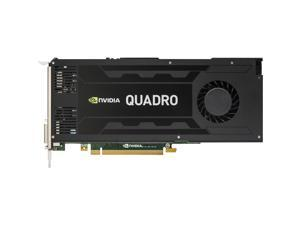 HP J3G89AT NVIDIA NVIDIA Quadro K4200&#59;: GK104-850,1344 CUDA core&#59; Power: 108 Watt 4GB Video Card