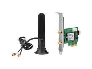 HP N4M64AT Broadcom Bcm943228Z - Network Adapter - Pcie Mini Card (M.2) - 802.11B, 802.11A, 802.11G, 802.11N, Bluetooth 4.0 Edr - Class 2