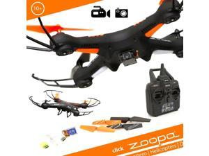 SNAKEBYTE GET THE ZOOPA Q 420 CRUISER QUADROCOPTER TO SIMPLY CREATE PHOTO AND VIDEO RECORD
