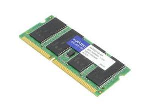 AddOn 4 GB (1 x 4 GB) - DDR3 SDRAM - 1600 MHz DDR3-1600/PC3-12800 - 1.35 V - Non-ECC - Unbuffered - 204-pin - SoDIMM