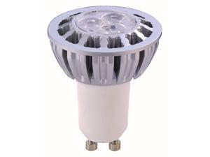 Magic Lighting Inc GU10 LED Light Bulb 6W 260 Lumen 3000K Warm White UL Listed