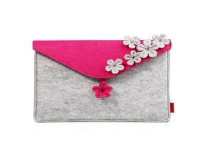 d-park® creative wool case cover sleeve bag for ipad 2 3 4 air&9 -10 inch / ASUS Transformer Book tablet