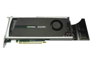 NVIDIA Quadro 4000, 2GB GDDR5 Memory, 256-Bit Memory Interface, Full Height Workstation Graphics Card, 89Y8627