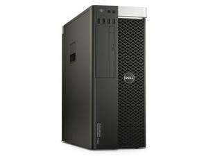 Dell Precision T5810 Workstation, Intel Xeon E5-2663 v3 2.8GHz Ten Core Processor, 32GB DDR4 Memory, 960GB SSD and 2TB Hard Drive, GeForce GTX 770 and Windows 10 Professional 64-Bit Installed