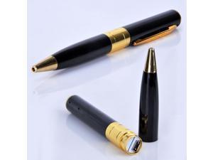 New Black Mini USB Spy Pen Recorder DVR Video Hidden Camera DV pen