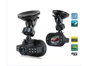 "1.5"" LCD 1080P G-sensor Full HD DV Car DVR Cam Dash Video Recorder Night Vision AP00023BK"