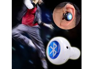 Wireless Stereo Bluetooth Earphone Headphone for Mobile Cell Phone Laptop Tablet