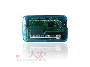 USB2.0 SD SDHC MMC CF XD Card Reader Card ReaderTranscend TS-RDF5K USB 3.0 Support SDHC (UHS-I), SDXC (UHS-I), microSD, ...