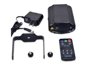 Shinning Stage light/ Mini laser light HB306 Black Auto strobe, sound/voice-activated-Red wavelength: 650nm, power: 100mW-Blue ...