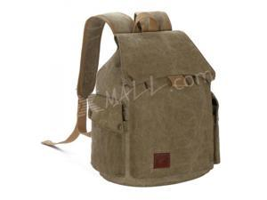 Men's New Style Fashionable Leisure Backpack - Khaki