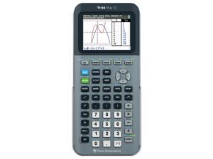Texas Instruments TI-84 Plus CE  Color Graphing Calculator Gray