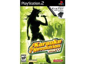 Karaoke Revolution Party for PlayStation 2