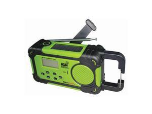 Emergency Alert Radio & Flashlight