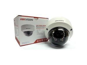Original English Version Hikvision DS-2CD2142FWD-I 4MP WDR Network Dome IR Camera PoE Firmware Upgradeable (4mm Fixed Lens), US Stock,5-9 days Arrival