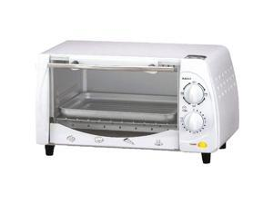 BRENTWOOD TS-345W 4-Slice Toaster Oven