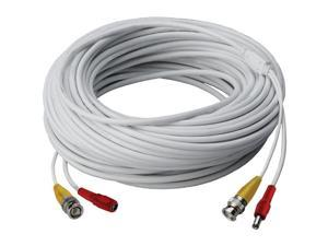 Lorex 120' RG59 High Performance BNC Video/Power Cable for Camera Systems
