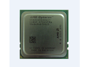 AMD Second Generation Opteron 8220 - OSA8220GAA6CY 2.8GHz Dual Core Socket-F CPU