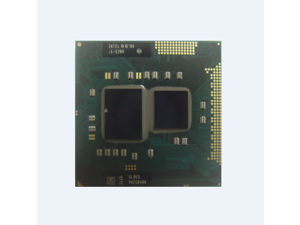 Intel Core i5 Mobile i5-520M 2.4GHz 988 FCPGA SLBU3 DELL HP ASUS Acer...
