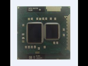 INTEL P6200 MOBILE DUAL CORE 2.13GHZ 2.5GT/S CPU PROCESSOR SLBUA
