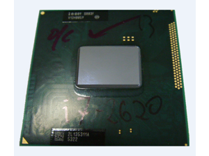 Intel Core i7-2620M PGA988 G2 2.7Ghz 4MB 5GT/s Mobile Processor CPU SR03F